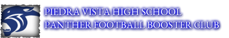 Piedra Vista High School Panther Football​ Booster Club
